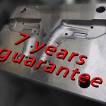 7 години гаранция за шприцформи.